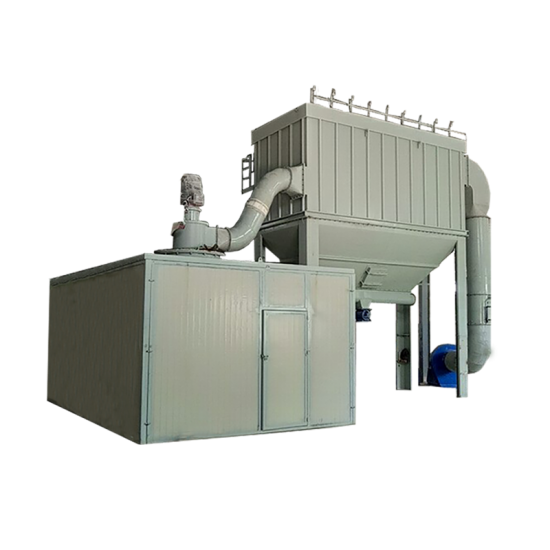 Cement Grinding Vertical Roller Mill