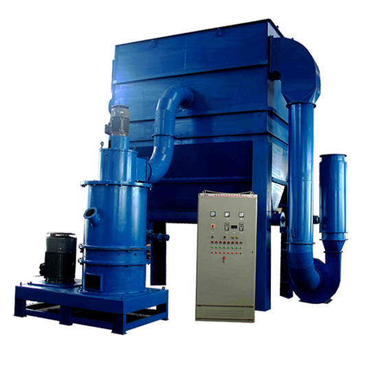 Ultrafine Acm Pulverizer Grinding Machine